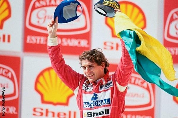 Ayrton Senna pode ser inscrito no Livro dos Herói da Pátria
