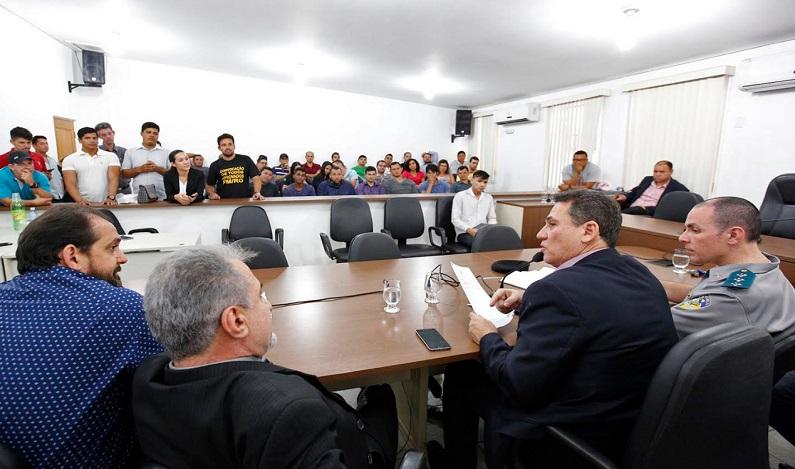 Maurão afirma que Assembleia destinará mais R$ 1,2 milhão para curso de formação de remanescentes de concurso