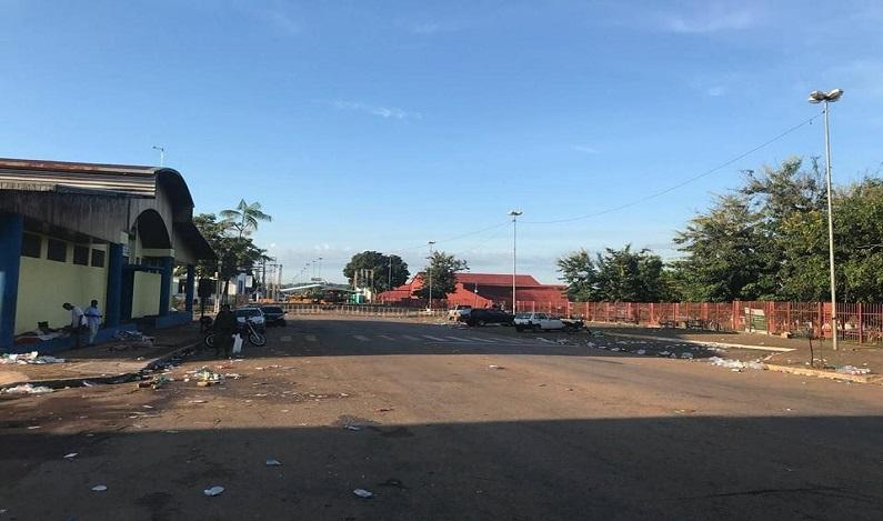 Jesus não combina com lixo – Por Professor Nazareno