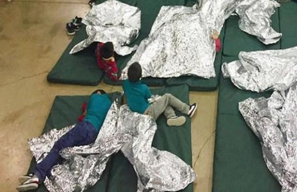 Crianças brasileiras tiveram de lavar banheiros em abrigo nos EUA