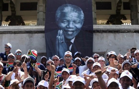 África do Sul celebra o centenário de nascimento de Nelson Mandela