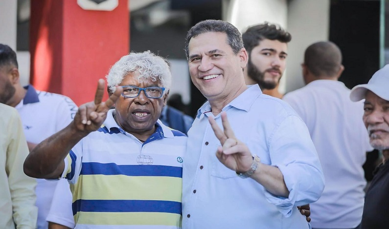 Ao iniciar campanha, Maurão de Carvalho defende eleições limpas, sem ataques e com propostas