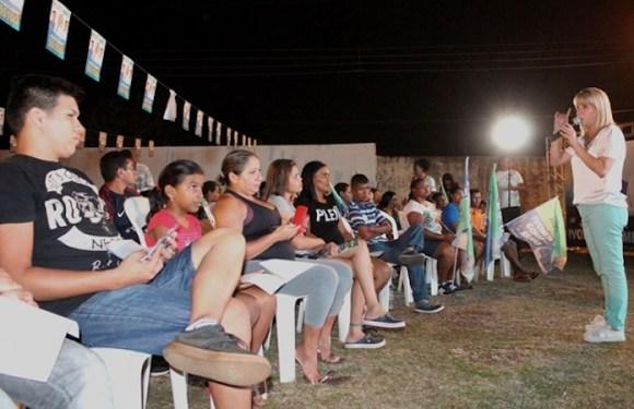 Ações da candidata Ivonete Gomes são destacadas em reunião na Zona Sul de Porto Velho