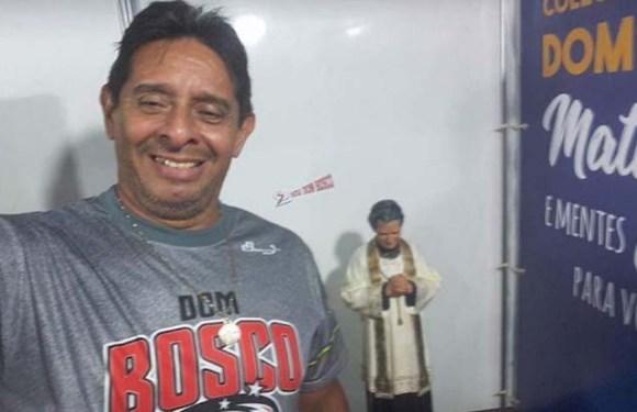 Morre em Porto Velho o professor Pedrão Amorim, uma lenda do basquete