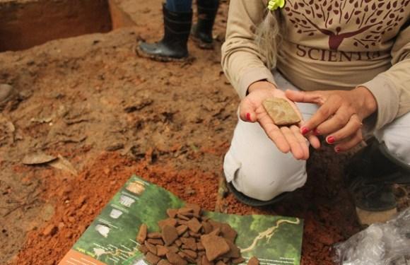 Arqueólogos acham sítio arqueológico no Cemitério da Candelária em Porto Velho