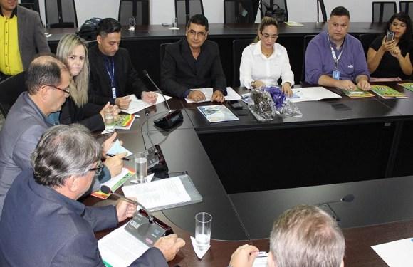 Conetur apresenta suas ações em reunião do Ministério do Turismo