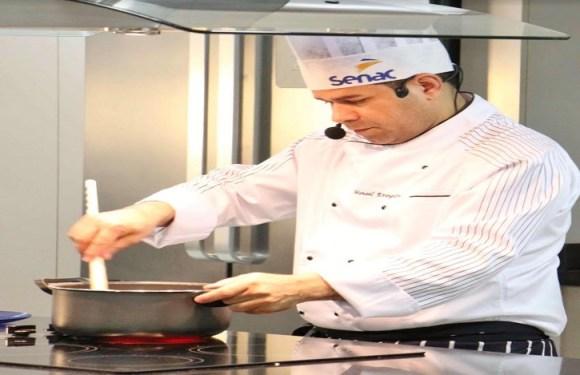 Chef de cozinha do Senac Rondônia é convidado para participar de evento na Coreia do Sul
