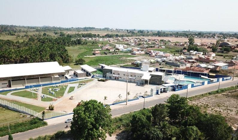 SESC inaugura o maior complexo de atividades do Sesc em Rondônia
