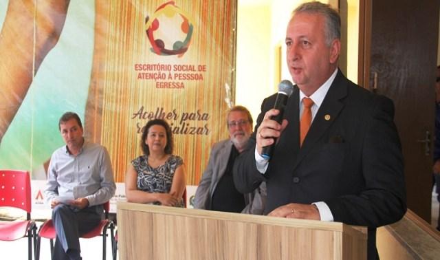 Escritório social de atenção ao egresso é inaugurado em Porto Velho