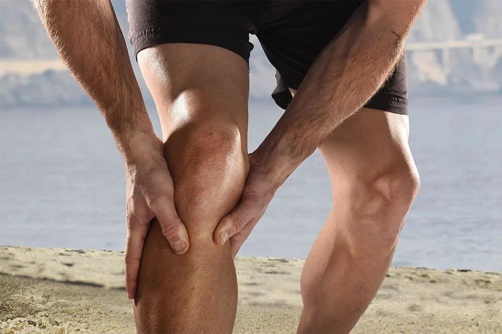 pain in knee running