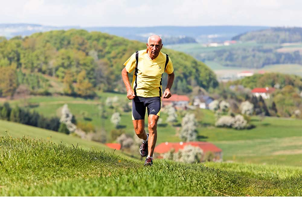 The health benefits of running – Run if you want to keep muscle as you age