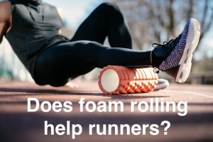 Does foam rolling help runners?