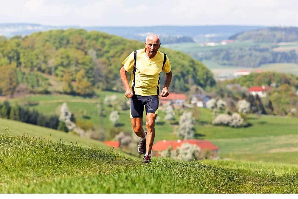 Run if you want to keep muscle as you age