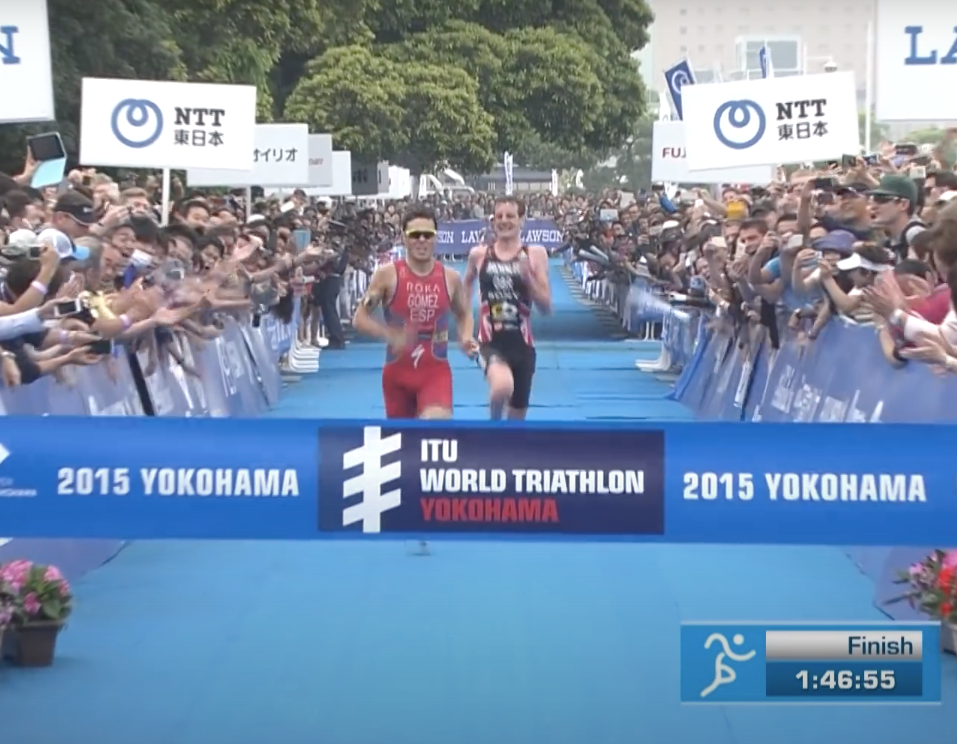 5 Amazing Triathlon Sprint Finishes