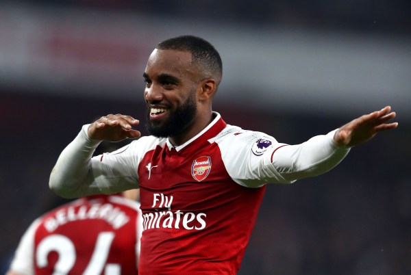 Arsenal vs West Brom player ratings: Alexandre Lacazette ...