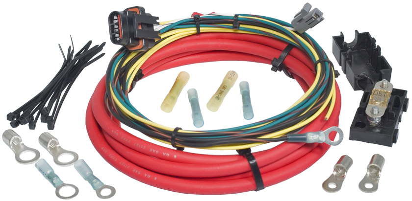 22 Circuit Direct Fit 1967-68 Mustang Chassis Harness