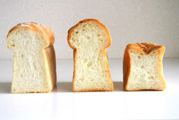 代々木公園駅365日の「福岡×食パン」「北海道×食パン」「365日×食パン」