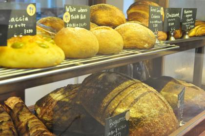 GARDEN HOUSE CRAFTSの〈オリジナル新麦パン限定発売〉