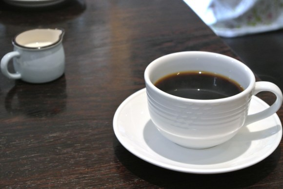 マチカフェのオリジナルブレンドコーヒー