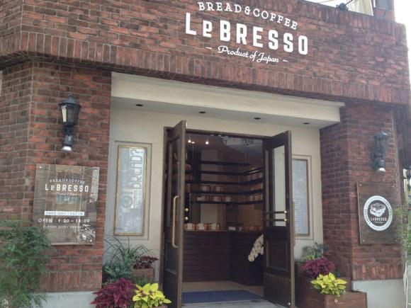 大阪鶴橋の食パンとスペシャルティコーヒーのお店LeBRESSO(レブレッソ)
