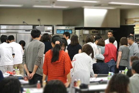 パン作り講習会〈手づくりパン屋さんのパンLesson! 3〉の模様