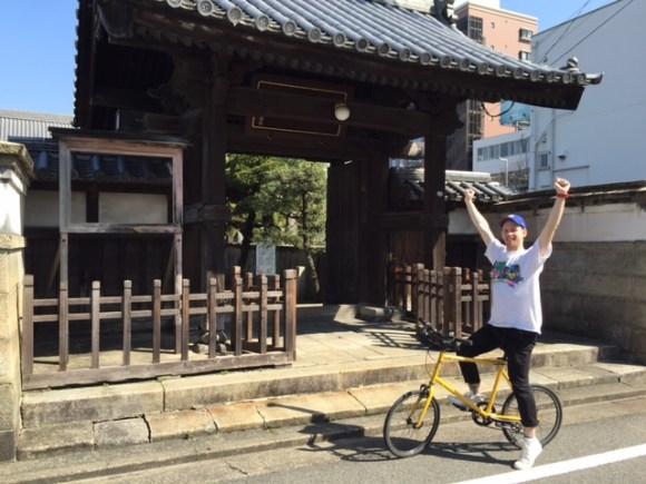 Spring Bakery Cycling Tour, Hakata Fukuoka.