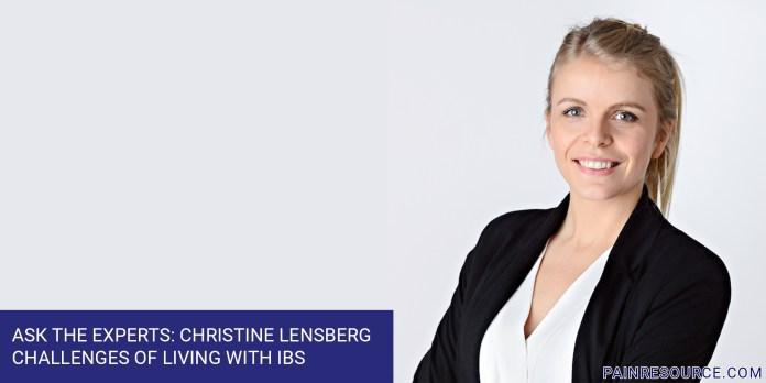 Christine Lensberg ibs coach