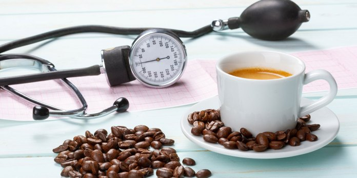 Does coffee affect high blood pressure?