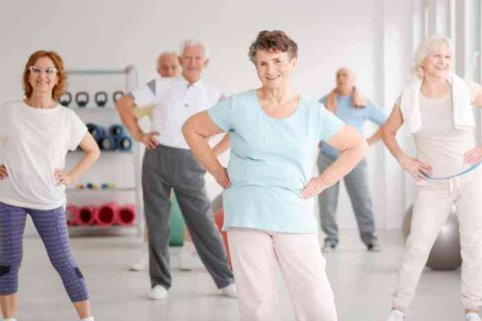 Exercise and Physical Activity for Seniors