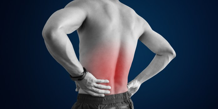 Muscle-related Back Pain