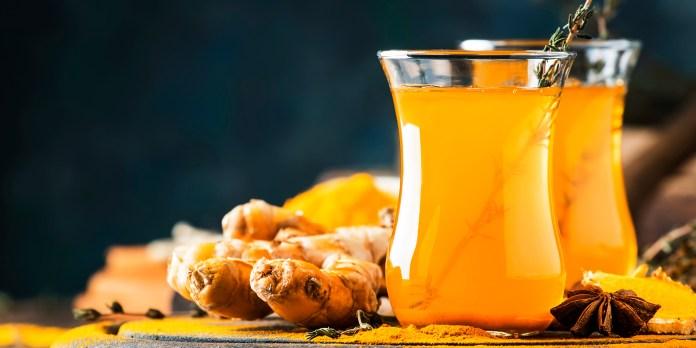 Turmeric Tea for Chronic Pain