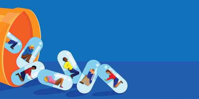 addiction pain pills