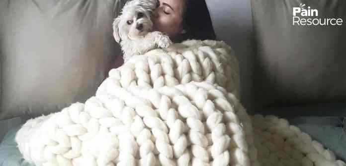 Chunky Knit Blanket Free