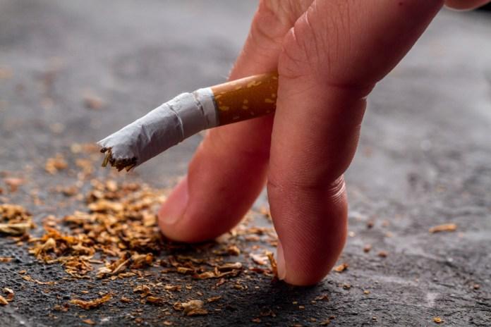 Tobacco Use Causes Gum Disease