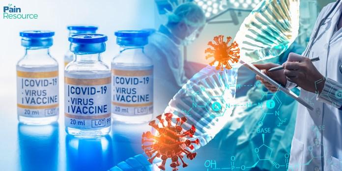 Covid vaccine high risk Chronic Pain