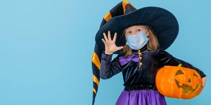 Halloween Covid-19
