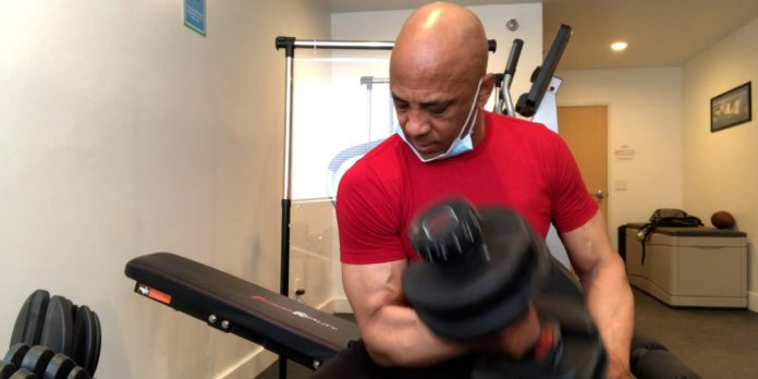 Vance Johnson Exercise