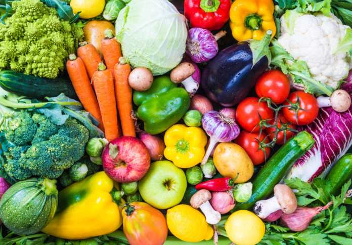 Vitamin C and Gout fresh vegetables