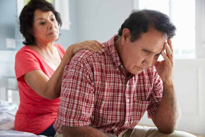 man experiencing depression, anxiety and fibromyalgia