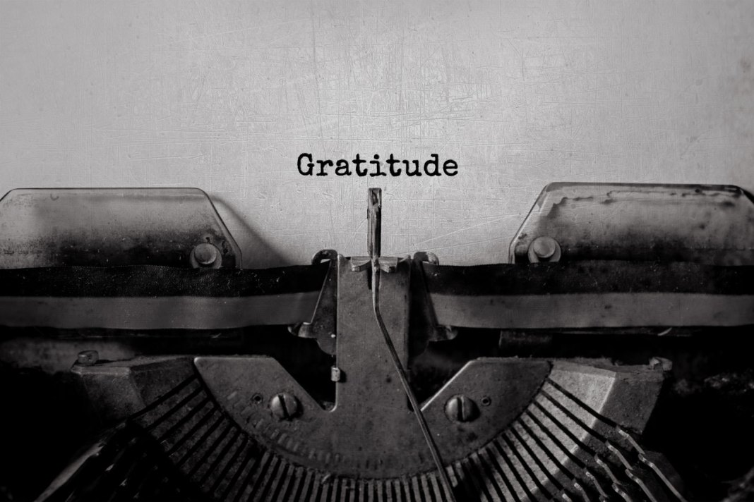 gratitude while facing chronic pain