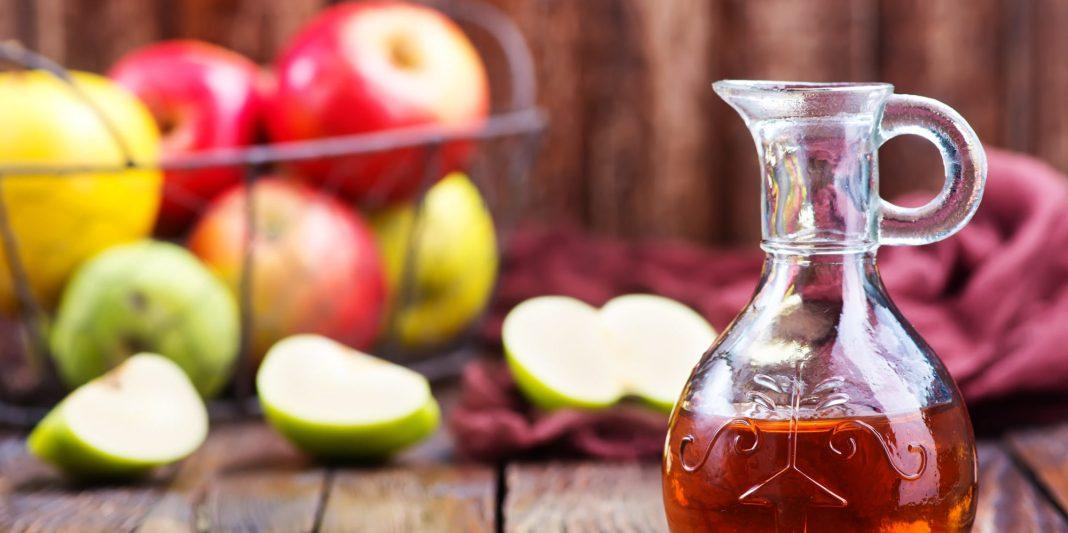 apple cider vinegar back pain