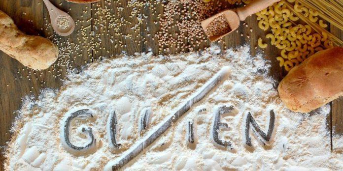 No gluten in your diet