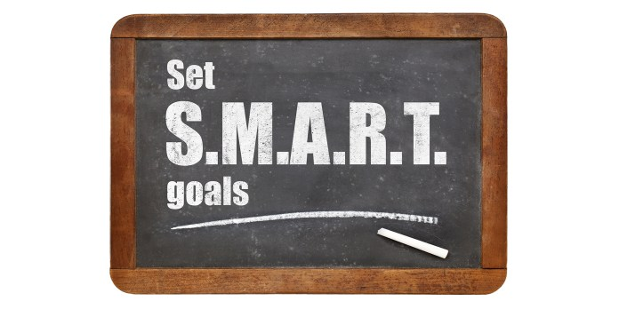 Build New S.M.A.R.T. Health Goals for 2021