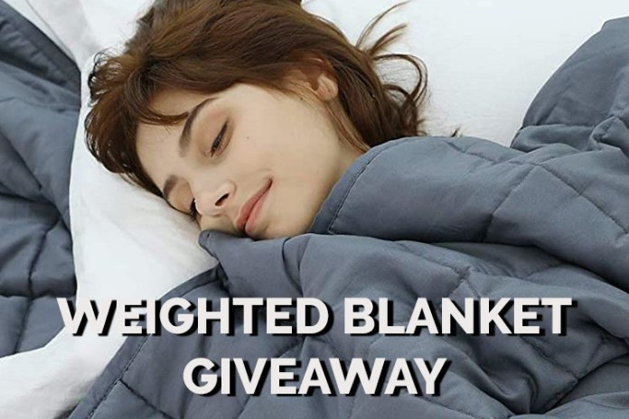 Weighted Blanket Raffle