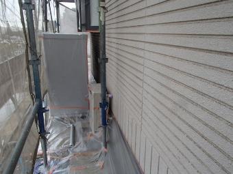 ガイナ 横浜市戸塚区 外壁 ALCパネル 塗装