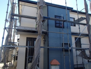 ガイナ 保土ヶ谷区 スレート 屋根 塗装