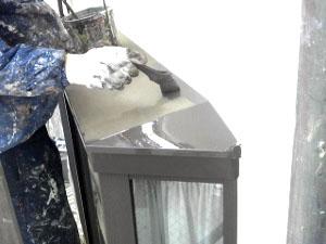 出窓屋根塗装