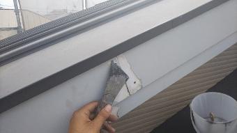 ガイナ 綾瀬市 サイディング ガルバ屋根 塗装