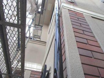 横浜市青葉区 付帯塗装 (2)