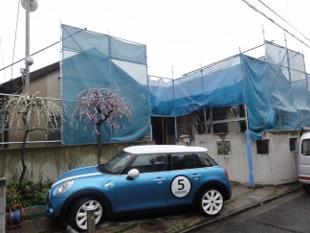 戸塚区 ガイナ 屋根 外壁
